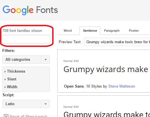 Installing Google Fonts on Windows 10 | Shane's Computer